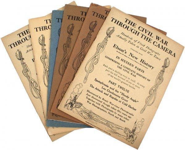 128: THE CIVIL WAR THROUGH THE CAMERA books