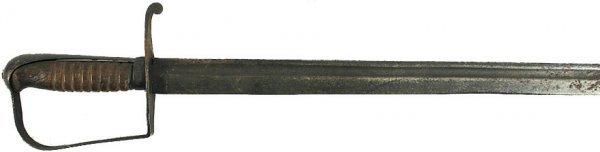 129: U.S. American Cavalry Saber M1818 sword