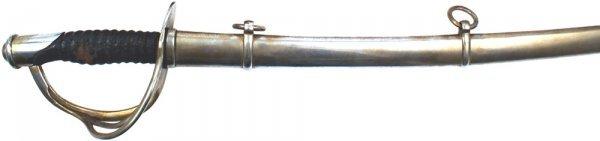 141: U.S. M1860 cavalry sword
