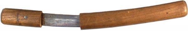 19: African dagger