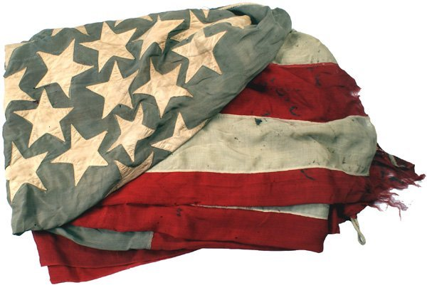 43: American Civil War 35-star flag