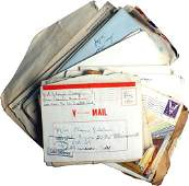 255 US WWII lot ration books etc
