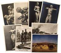 332 Collection of German WWII postcards