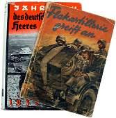 367 German WWII Flak units books