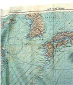 669 US WWII pilot escape map