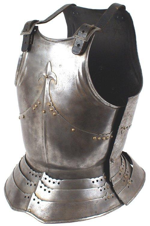 3: German 17th Century pikesman armor