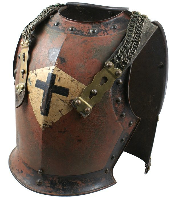 5: French curass armor