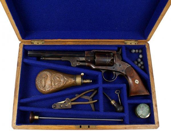 12: Rogers & Spencer Army Model revolver