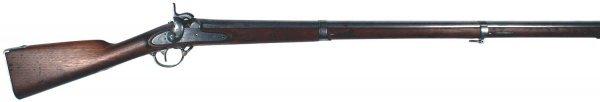 14: Model 1842 U.S. percussion musket