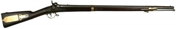 22: Model 1841 U.S. percussion Mississippi Rifle