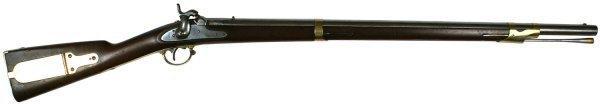 23: Model 1841 U.S. percussion Mississippi Rifle