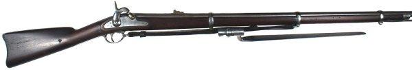 24: Model 1861 U.S. percussion rifle-musket