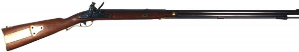 38: Reproduction of a Model 1803 flintlock rifle
