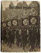 566 German WWII book Deutschland Erwacht