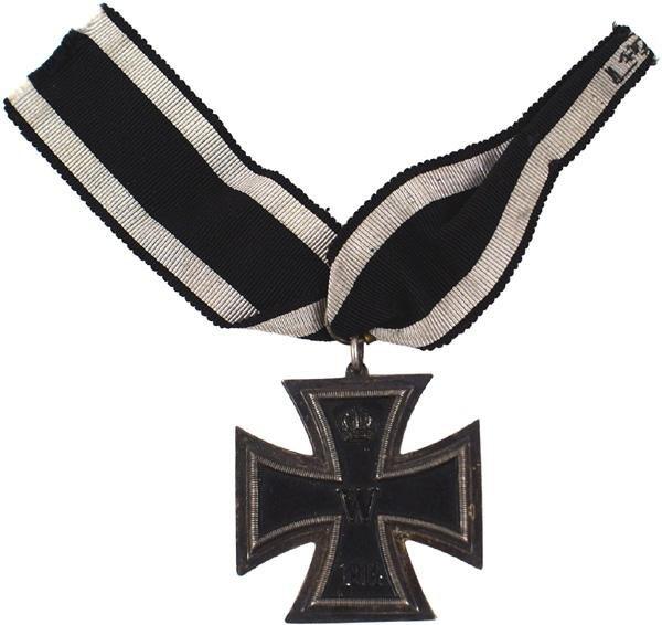 13: German large 1914 Iron Knights Cross medal