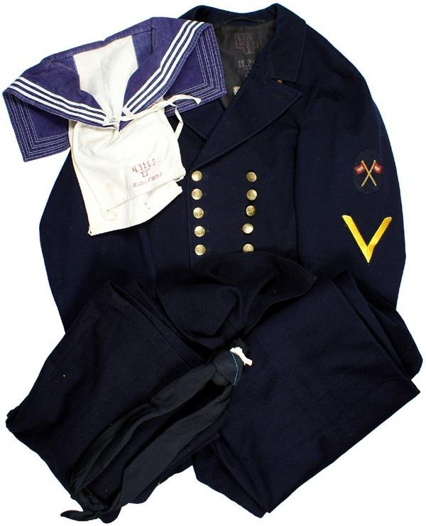 605: Imperial German Navy seaman uniform