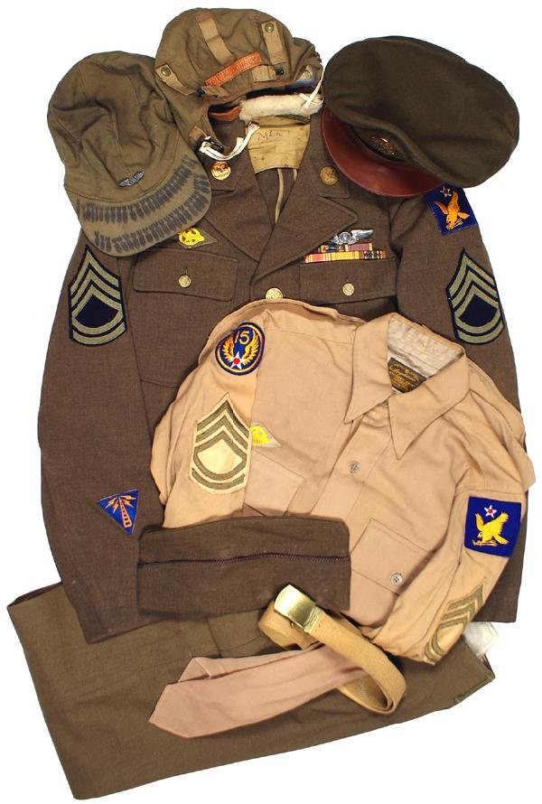 752: Collection WWII U.S. Army 360th Bombardment Squadr