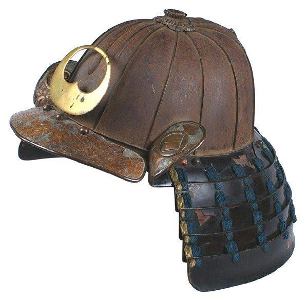 7: Japanese Edo Period Samurai Armor