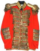 475: Imperial Austrian 1st Arcieren Guard General tunic