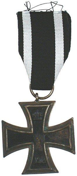 6: German 1914 Iron Cross 2nd Class medal