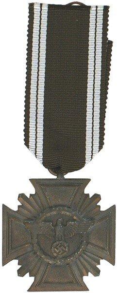 22: German WWII NSDAP Long Service Award medal