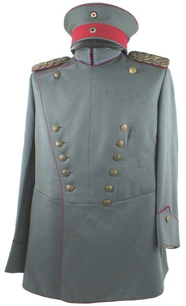 262: Bavarian 1st Uhlan Regiment uniform Kaiser Wilhelm