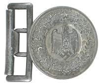 441 German WWII Army Officer belt buckle