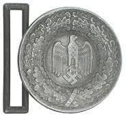 442 German WWII Army Officer belt buckle