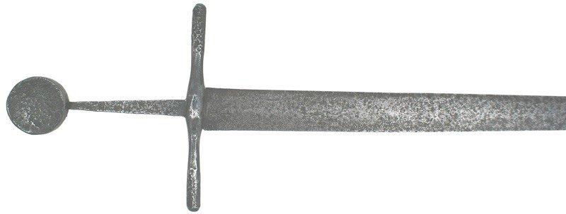 14: Mid-European Ritterschwert sword