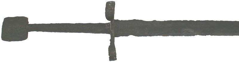 16: Hungarian hand-and-a-half sword