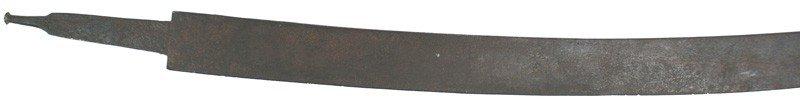 23: Unknown  wakizashi type dagger