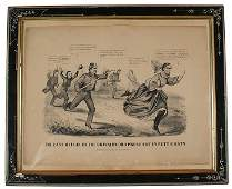 106 Jefferson Davis Currier and Ives lithograph