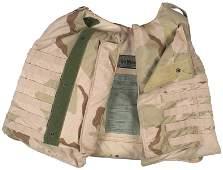 237 US camouflage body armor vest