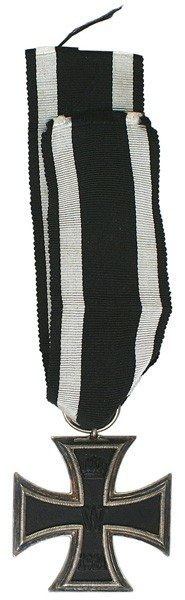 2: German 1914 Iron Cross 2nd Class