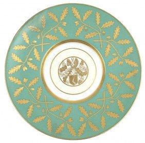 Hermann Goring Sevres Porcelain Saucer