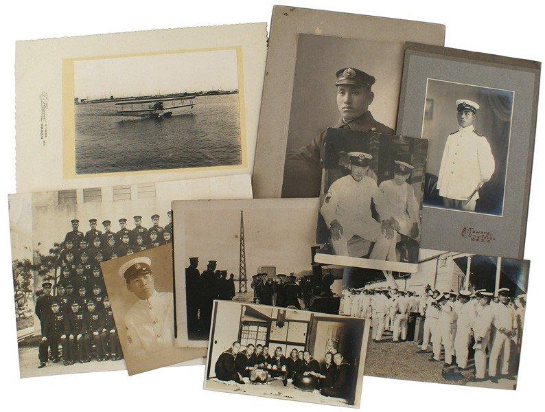 315: Japanese Navy WWII memorabilia Pearl Harbor - 4
