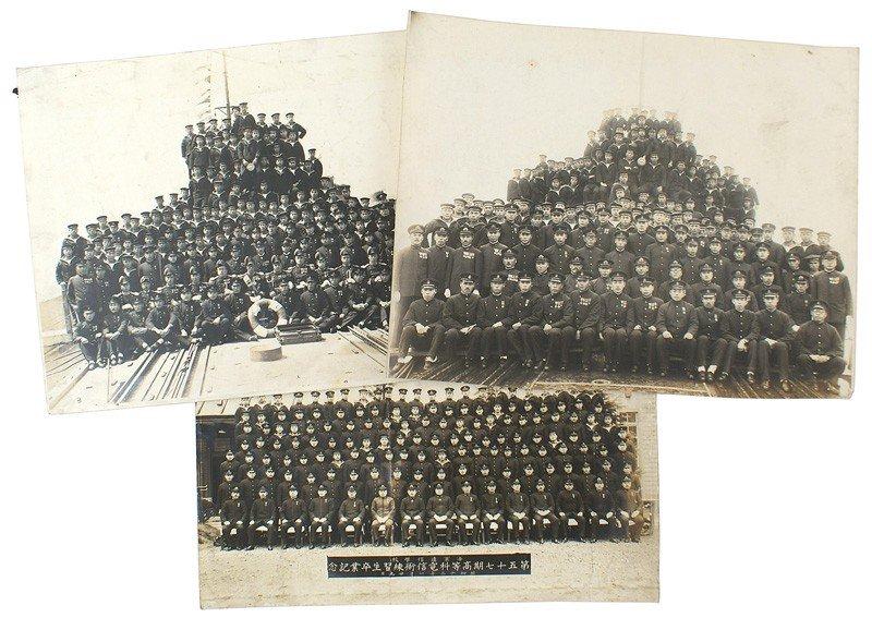 315: Japanese Navy WWII memorabilia Pearl Harbor - 5