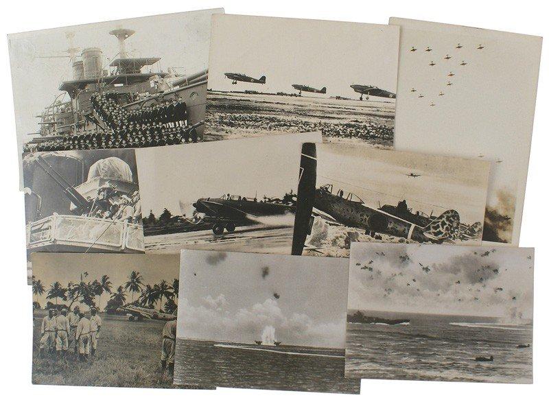 315: Japanese Navy WWII memorabilia Pearl Harbor - 6