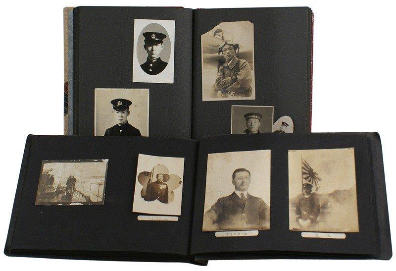315: Japanese Navy WWII memorabilia Pearl Harbor - 7