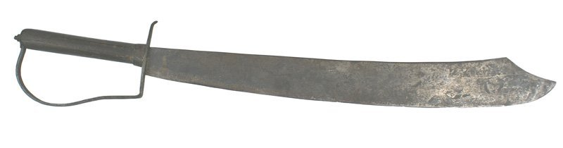 15: Chinese executioners sword Circa 1900