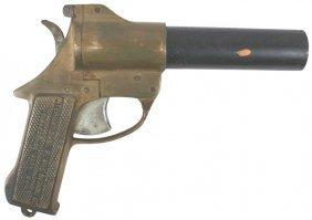 U.S. WWII Flare Pistol