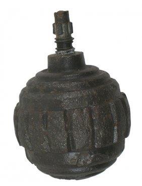British WWI Hand Grenade