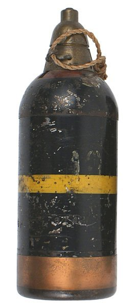 Japanese WWII M89 Mortar Round
