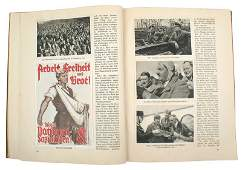 650 German WWII book Deutschland Erwacht