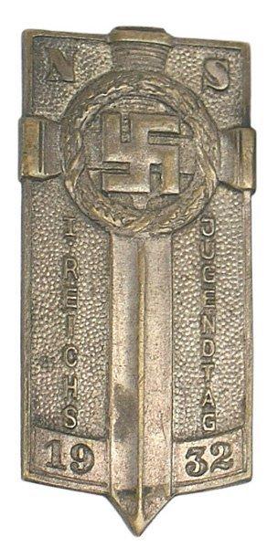 24: German WWII Potsdam Badge Silver medal