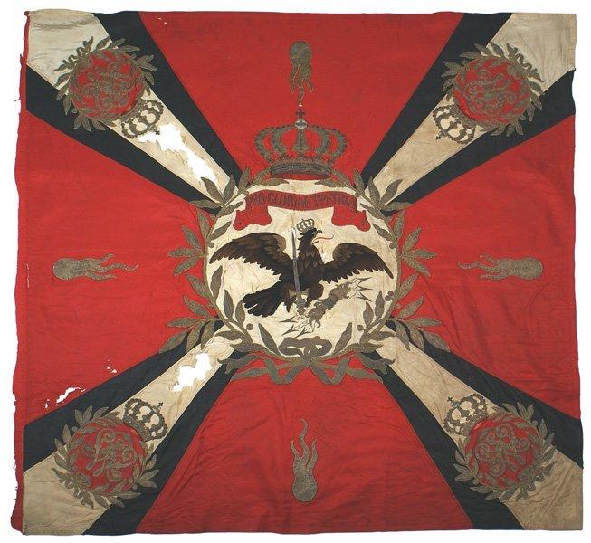 318: Imperial German Infantry Line Regiment Standard