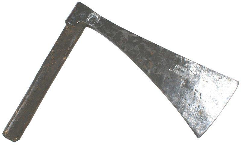 15: French Revolution Reign of Terror beheading axe