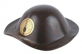 Japanese Jingasa Helmet
