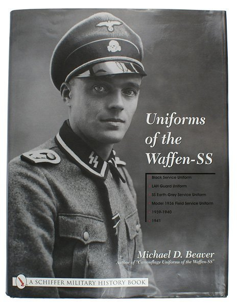 716: German reference books Uniforms of the Waffen-SS - 2
