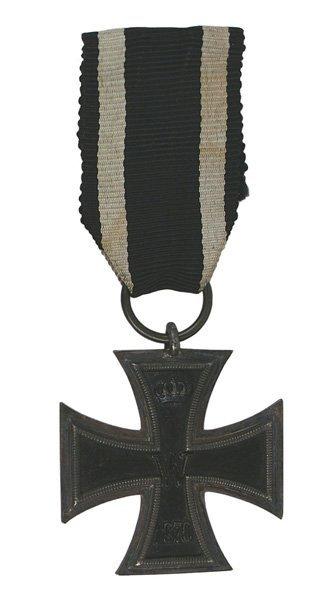 2: German WWI Prinzen 1870 Iron Cross